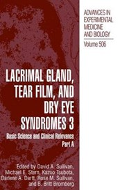 Lacrimal Gland, Tear Film, and Dry Eye Syndromes |  |