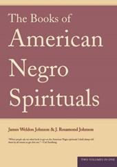 The Books of American Negro Spirituals