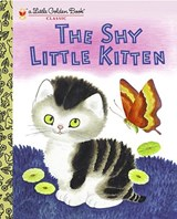 Golden book Shy little kitten | Cathleen Schurr |
