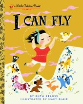 Golden book I can fly | Ruth Krauss |