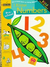 I Know Numbers 1 2 3 4 | Golden Books Publishing Company |