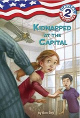 Kidnapped at the Capital | Ron Roy |