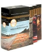 Summer of faulkner (oprah's book club) [box set]