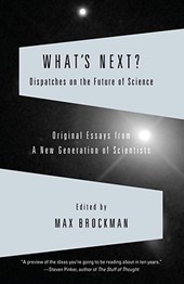 What's Next | Max Brockman |