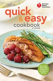 American Heart Association Quick & Easy Cookbook