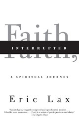 Faith, Interrupted | Eric Lax |