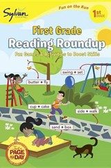 1st Grade Reading Roundup | Sylvan Learning |