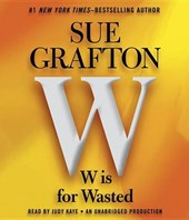 W is for Wasted | Sue Grafton |