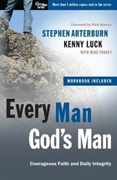 Every Man, God's Man | Stephen Arterburn |