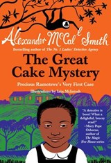 The Great Cake Mystery | Alexander McCall Smith |