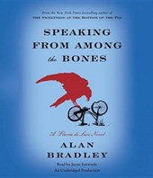 Speaking from Among the Bones | Alan Bradley |