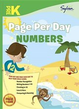Pre-K Page Per Day | Sylvan Learning |