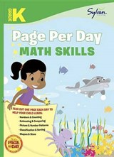 Kindergarten Page Per Day | Sylvan Learning |