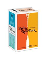 Paris versus new york postcard box | Vahram Muratyan |