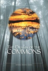 The Drama of the Commons | National Research Council |