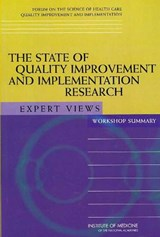 The State of Quality Improvement and Implementation Research | Samantha Chao |