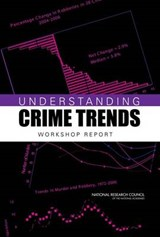 Understanding Crime Trends | Committee on Understanding Crime Trends; Committee on Law and Justice; Division of Behavioral and Social Sciences and Education |