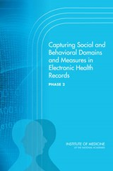 Capturing Social and Behavioral Domains and Measures in Elec | National Research Council |