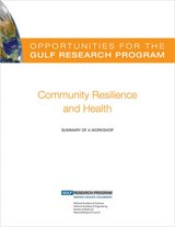 Opportunities for the Gulf Research Program | Gulf Research Program |