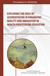 Exploring the Role of Accreditation in Enhancing Quality and Innovation in Health Professions Education