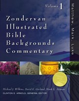 Zondervan Illustrated Bible Backgrounds Commentary | Clinton E. Arnold |