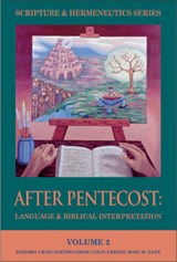 After Pentecost | Craig G Bartholomew |