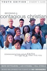 Becoming a Contagious Christian Youth Edition Student's Guide | Bo Boshers |