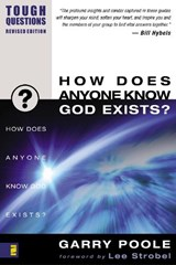 How Does Anyone Know God Exists? | Garry D. Poole |