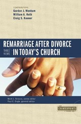 Remarriage After Divorce in Today's Church | Mark L.; Strauss |