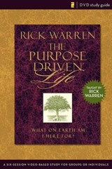 The Purpose Driven Life Dvd Study Guide | Rick Warren |