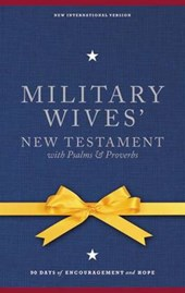 Military Wives' New Testament with Psalms & Proverbs-NIV