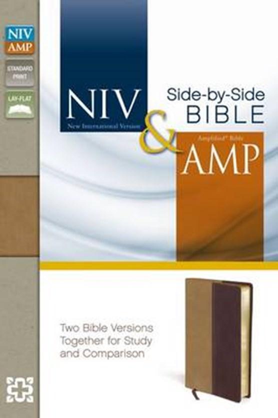 Side-By-Side Bible-PR-NIV/Am