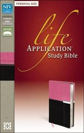 Life Application Study Bible-NIV-Personal Size | Zondervan |