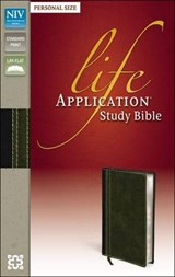 Life Application Study Bible | auteur onbekend |