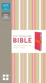 Trimline Bible-NIV-Magnetic Closure | Zondervan |