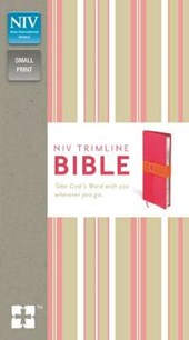 Trimline Bible-NIV-Magnetic Closure