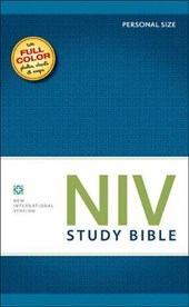 The NIV Study Bible | Kenneth Barker |
