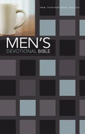 Men's Devotional Bible-NIV