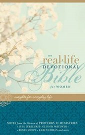 Real-Life Devotional Bible for Women-NIV