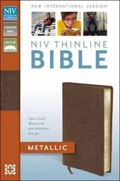 Thinline Bible-NIV-Metallic