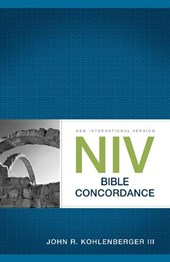 Niv New International Version Compact Concordance