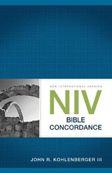 Niv New International Version Compact Concordance | John R. Kohlenberger Iii |