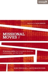 Missional Moves | Rob Wegner |