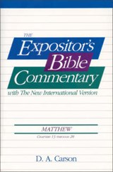 The Expositor's Bible Commentary | D. A. Carson |