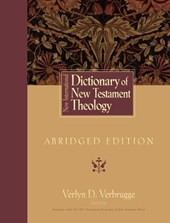 New International Dictionary of New Testament Theology |  |