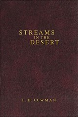 Streams in the Desert | Cowman, Charles E., Mrs. |