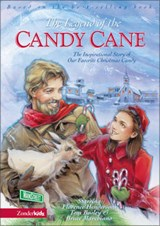 The Legend of the Candy Cane | Lori Walburg |