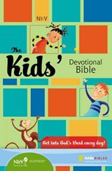 The Kids' Devotional Bible | Zondervan Publishing House |