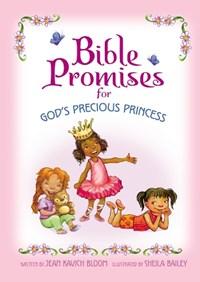 Bible Promises for God's Precious Princess | Jean Kavich Bloom |