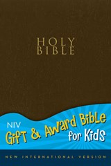 Gift and Award Bible for Kids-NIV | Zondervan |